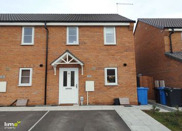 Thumbnail 2 bedroom terraced house to rent in Brockwell Park, Kingswood, Hull