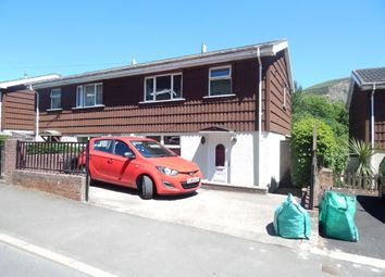Thumbnail 3 bed semi-detached house to rent in Glan Ebbw, Blaina, Abertillery
