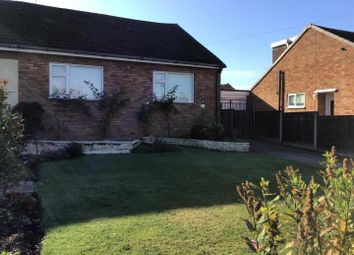 Thumbnail 2 bed bungalow for sale in Filance Close, Penkridge, Stafford