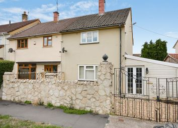 Thumbnail 2 bed terraced house for sale in Molesworth Drive, Bishopsworth, Bristol