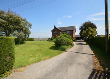 Thumbnail 4 bed detached house for sale in Thong Hall Road, Wickham Market, Woodbridge