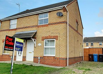 2 bed semi-detached house for sale in Charnwood Close, Kingswood, Hull, East Yorkshire HU7