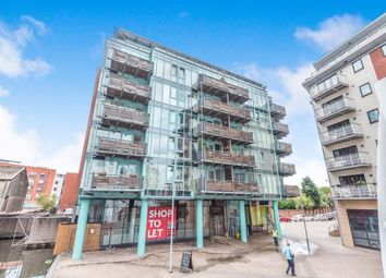 Thumbnail 2 bedroom flat for sale in The Glasshouse, 3 Canal Square, Birmingham, West Midlands