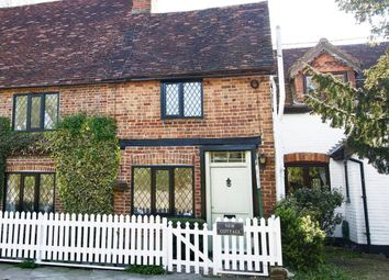 Thumbnail 3 bed cottage for sale in The Street, Eversley