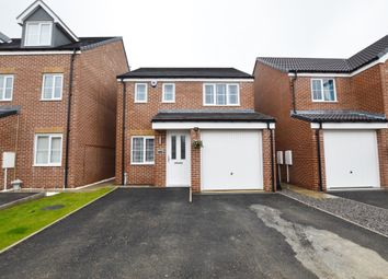 Thumbnail 3 bed detached house for sale in Wooler Drive, The Middles, Stanley