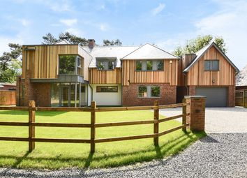 Thumbnail 6 bed detached house for sale in Compton, Winchester, Hampshire