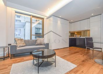 Thumbnail 1 bed flat for sale in Belvedere Gardens, Southbank Place, Waterloo