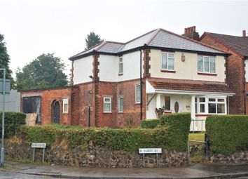Thumbnail 4 bed detached house for sale in Albert Road, Stechford, Birmingham