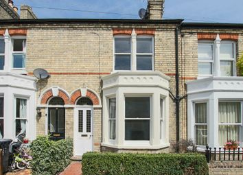 Thumbnail 3 bedroom terraced house for sale in Marshall Road, Cambridge
