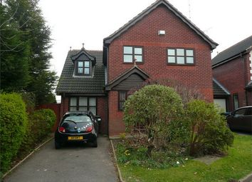 Thumbnail 5 bedroom detached house to rent in Calder Close, Cheylesmore, Coventry, West Midlands