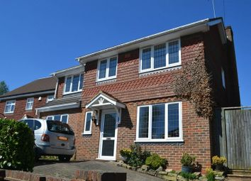 Thumbnail 4 bedroom detached house for sale in Long Mill Lane, Plaxtol, Sevenoaks