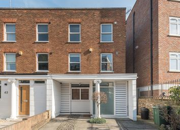 Thumbnail 4 bed property to rent in Belsize Road, London
