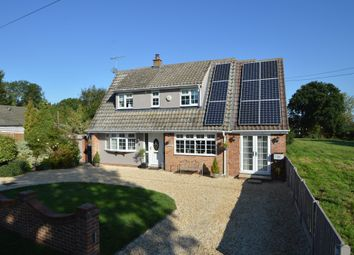 Thumbnail 4 bed detached house for sale in Little Maplestead, Halstead, Essex