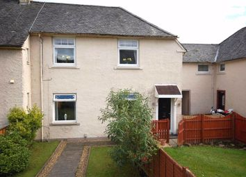 Thumbnail 3 bed flat for sale in Hillend Crescent, Duntocher, Clydebank