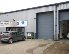 Thumbnail Warehouse to let in Phorpres Close, Peterborough