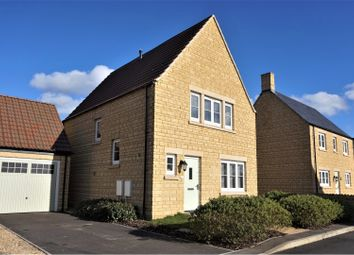 Thumbnail 3 bed detached house for sale in Barrington Court, Chippenham