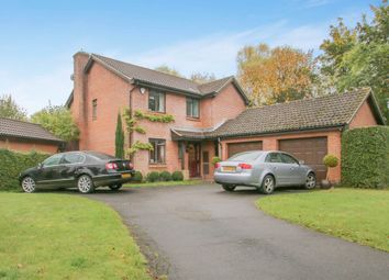 Thumbnail 4 bed detached house for sale in Killams Crescent, Taunton