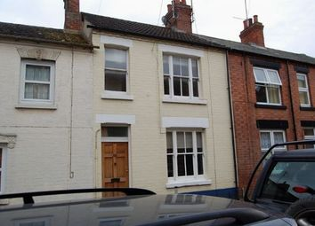 Thumbnail 2 bed terraced house to rent in Church Street, Weedon, Northants