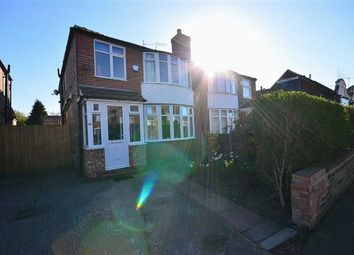 Thumbnail 3 bed semi-detached house to rent in School Lane, Didsbury, Manchester, Greater Manchester