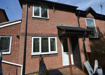 Thumbnail 1 bed end terrace house to rent in Linnet Close, Exeter