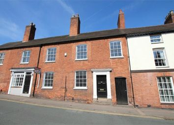 Thumbnail 3 bed terraced house to rent in Beacon Street, Lichfield, Staffordshire