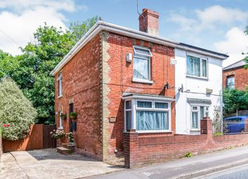 2 bed semi-detached house for sale in Winchester Road, Shirley, Southampton SO16