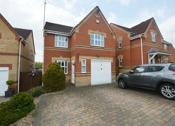 Thumbnail 4 bed detached house to rent in Bright Meadow, Halfway, Sheffield