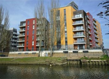 Thumbnail 1 bed flat to rent in Allison Bank, Geoffrey Watling Way, Norwich