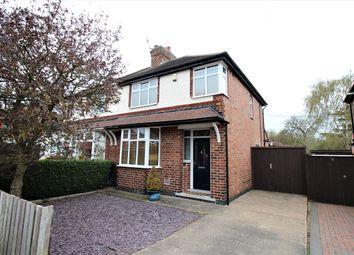 Thumbnail 3 bed semi-detached house for sale in Beryldene Avenue, Watnall, Nottingham