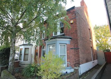 Thumbnail 3 bed semi-detached house for sale in St. Albans Road, Arnold, Nottingham