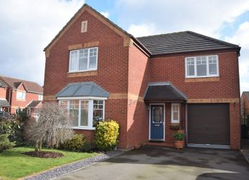 Thumbnail 4 bed detached house for sale in Marston Way, Heather