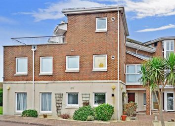 Thumbnail 2 bed flat for sale in Cliff Road, Birchington, Kent