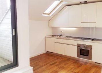 Thumbnail 2 bed flat to rent in Bridge Street, Sandiacre