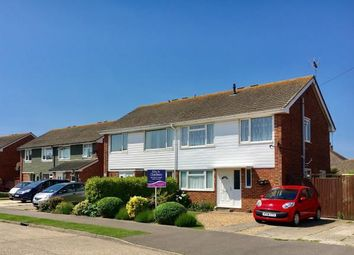Thumbnail 4 bed semi-detached house for sale in Burlington Gardens, Selsey, Chichester, West Sussex