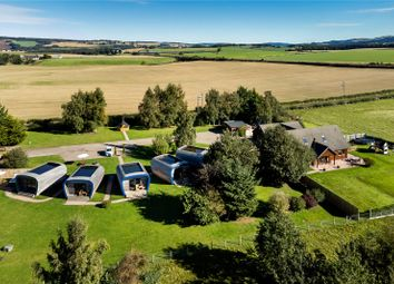 Thumbnail 5 bed detached house for sale in Whitemoss Lodge, Dunning, Perth