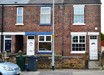 Thumbnail 2 bedroom end terrace house for sale in 68 Gilberthorpe Street, Rotherham