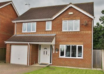Thumbnail 4 bed property for sale in Fields End, Ulceby