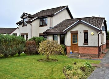 Thumbnail 2 bed semi-detached bungalow for sale in Bankton Green, Livingston