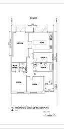 Thumbnail 3 bed semi-detached bungalow for sale in Oundle Avenue, Bushey