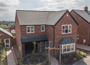 Thumbnail 4 bed detached house for sale in The Meadows, Clifton-On-Teme, Worcester