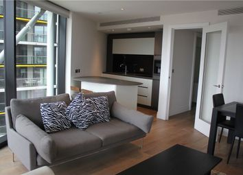 Thumbnail 1 bed flat for sale in Riverlight Quay, Wandsworth