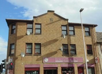 Thumbnail 2 bed flat to rent in George Street, Johnstone