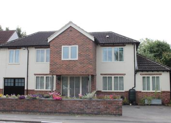 Thumbnail 5 bed detached house for sale in Wirksworth Road, Duffield, Belper, Derbyshire