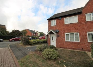 Thumbnail 3 bed semi-detached house for sale in Edgbaston Mead, Exeter