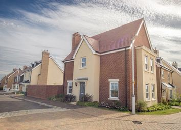 Thumbnail 4 bed detached house for sale in Tallis Lane, Biggleswade, Bedfordshire