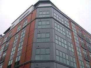 2 bed flat to rent in 93, The Habitat, Lace Market NG1