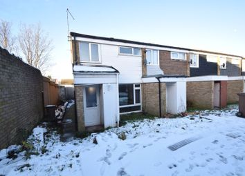 Thumbnail 3 bed end terrace house for sale in Erin Close, Luton