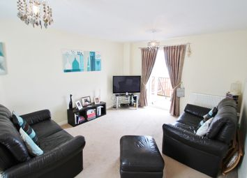 Thumbnail 4 bedroom end terrace house for sale in Fleetwood Gardens, Plymouth