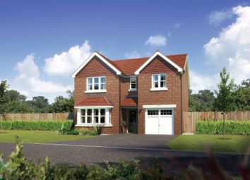 Thumbnail 4 bed detached house for sale in Barnston Mews, Farndon, Chester