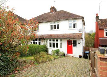 Thumbnail 3 bed semi-detached house for sale in Manorville Road, Hemel Hempstead